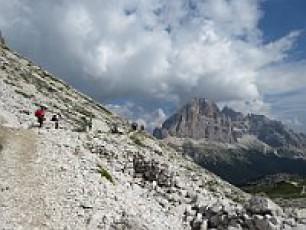 Settimana sulle Dolomiti (Cortina)