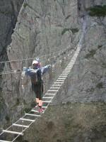 VIA FERRATA ARISTIDE BRUNI – MONTE PROCITO Parco Naturale delle Alpi Apuane