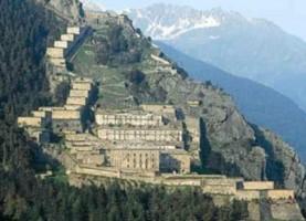 """ALPI COZIE – VAL CHISONE """"ESCURSIONE ALLA MURAGLIA CINESE D'ITALIA: IL FORTE DI FENESTRELLE"""""""